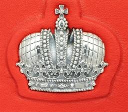 """Обложка для паспорта """"Корона"""""""