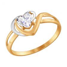 Помолвочное кольцо 81010304