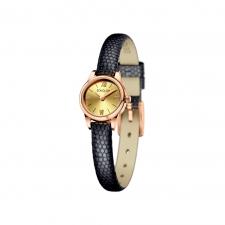 Женские золотые часы 111.01.00.000.02.01.3